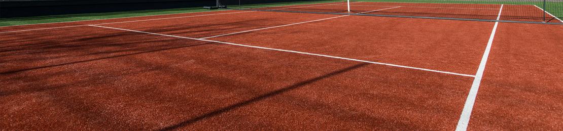 Anti mousse pour court de tennis for Pret pour terrain seul