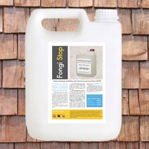 Antimousse professionnel pour murs et fa ades - Anti mousse murs exterieurs ...