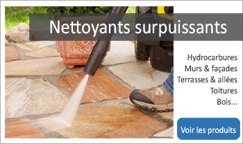 Nettoyants surpuissants