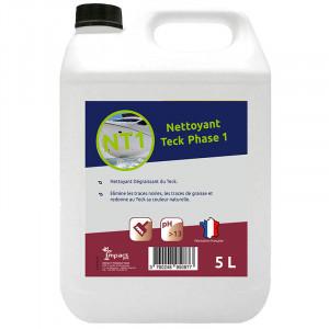 Nettoyant Bois Exotique Phase 1 - 5L