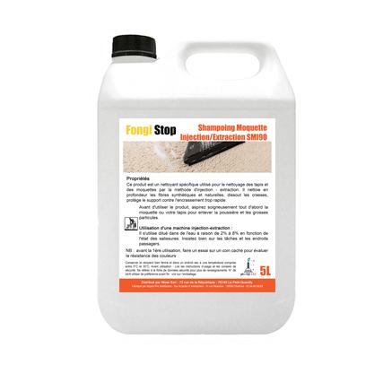 Shampoing Injection Extraction pour moquettes et tapis - 5 litres
