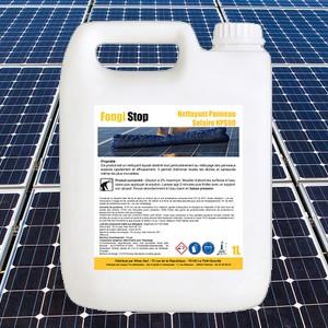 Nettoyants Panneaux solaires