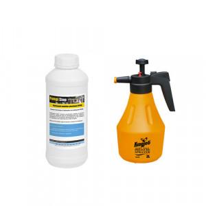 Pack nettoyant mobilier plastique RP90 + Pulvérisateur 2 litres