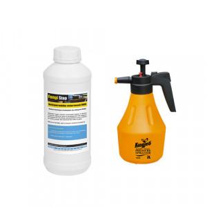 Pack nettoyant mobilier résine tressée RR90 + Pulvérisateur 2 litres