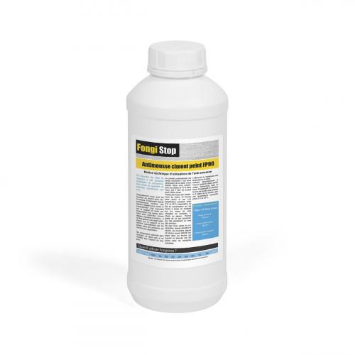 Antimousse façade ciment peint, ultra concentré FP90 - 1 litre