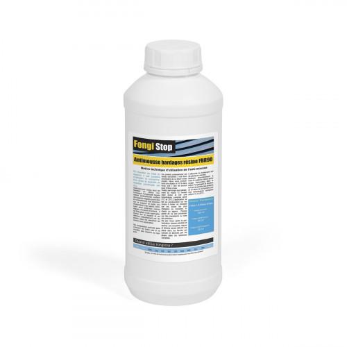Anti-mousse façade bardages résine, ultra concentré FBR90 - 1 litre