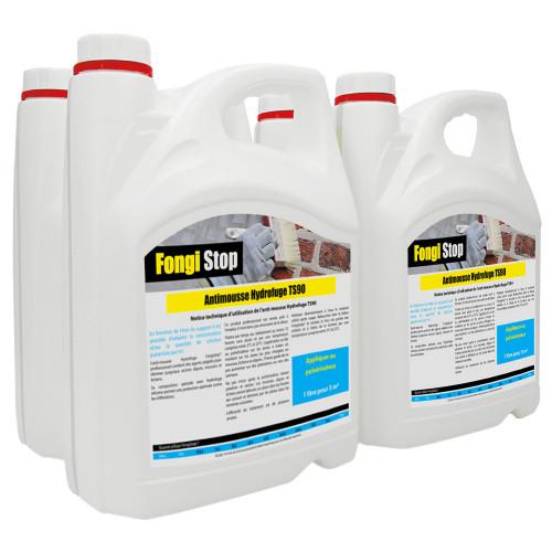 Anti-mousse et Hydrofuge 2 en 1 tous supports TS90 - 20 litres