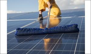 Nettoyant Panneaux Solaires